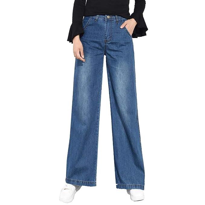 Amazon.com: Pantalones vaqueros de corte en bota para mujer ...