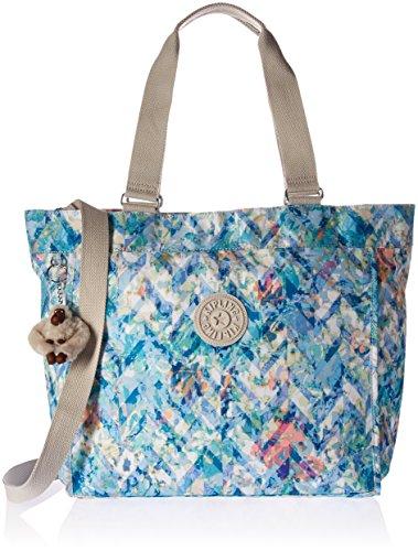 - Kipling New Shopper L Boogie Beach Tote, BOOGEBEACH