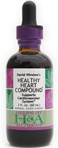 Herbalist Alchemist – Healthy Heart Compound – 2 oz.