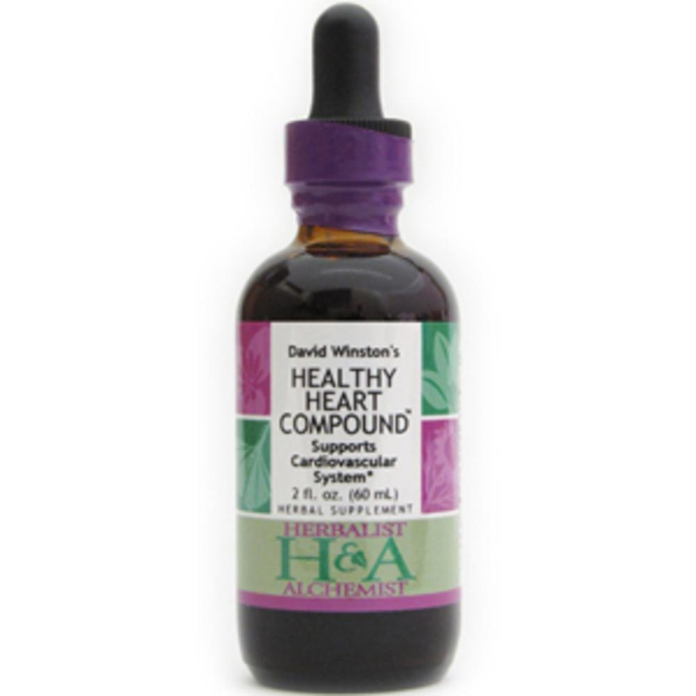 Herbalist Alchemist – Healthy Heart Compound – 2 oz.