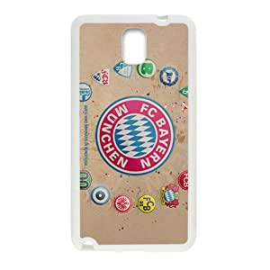 New Style Custom Picture Bundesliga Pattern Hight Quality Protective Case for Samsung Note3