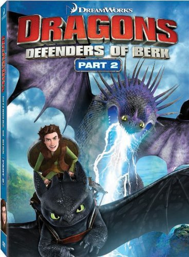 - Dragons: Defenders of Berk - Part 2