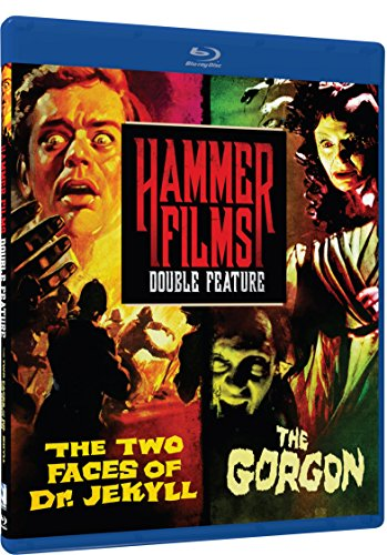 Hammer Film Double Feature - The Two Faces of Dr. Jekyll & The Gorgon - BD [Blu-ray]