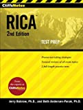 CliffsNotes RICA 2nd Edition (CliffsNotes (Paperback))