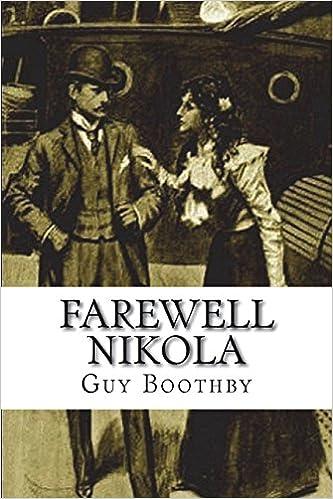 'Farewell, Nikola.'