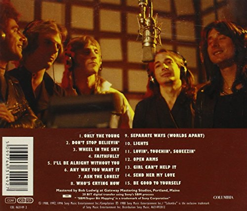 Journey – Greatest Hits – Columbia – COL 463149 2