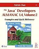 The Java Developers Almanac 1.4 9780201768107