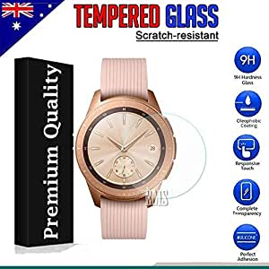 Tempered Glass Screen Protector Film Guard for Samsung Galaxy Gear 42mm