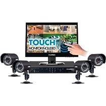 Lorex LORLH3281C4 21.5-Inch LCD 8-Channel DVR