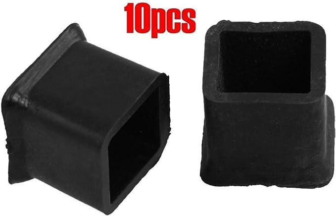 SODIAL(R) 10 x Cubierta Protector de Goma para Pata de?Muebles ...