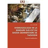 HYDROGEOLOGIE DE LA BORDURE SUD-EST DU BASSIN