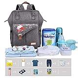 Lekebaby Diaper Bag Backpack,Multifunction Travel