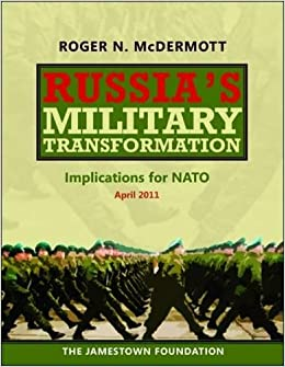 The Reform Of Russias Conventional Armed Forces: Problems, Challenges & Policy Implications