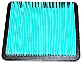GENUINE OEM Honda HRX217 (HRX217HMA) (HRX217HXA) (HRX217TDA) Walk-Behind Lawn Mower Engines AIR FILTER CLEANER ELEMENT (Frame Serial Numbers MAGA-1000001 to MAGA-1299999) by HONDA