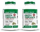 VibrantHealth - Green Vibrance - 240 vegicaps - 2 pack by Vibrant Health