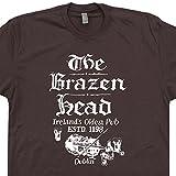 XXL - Dublin Ireland Shirt Oldest Bar T Shirts Irish Beer Pub Graphic Tee Vintage Retro Cool Tavern Mens Womens Kids Tshirt