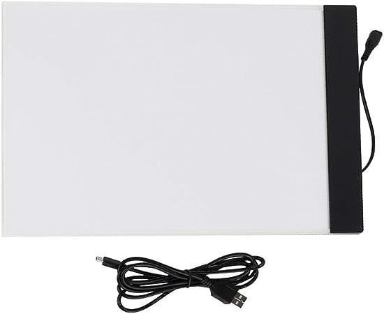 Tablero de la caja de luz LED A4 Tablero de dibujo de dibujo ...