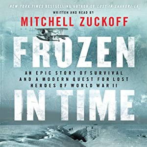 Frozen in Time Hörbuch