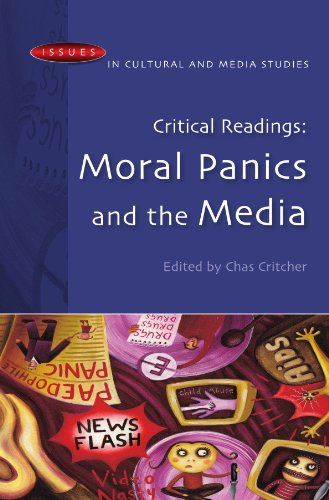 Critical readings: moral panics and the media (Issues in Cultural and Media Studies (Paperback))
