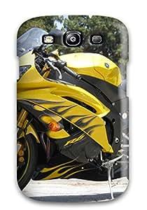 Premium Suzuki Motorcycle Heavy-duty Protection Case For Galaxy S3
