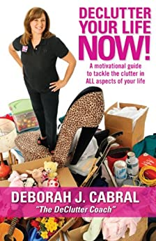 DeClutter motivational tackle clutter aspects ebook product image