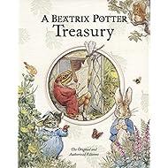 A Beatrix Potter Treasury[BEATRIX POTTER TREAS][Hardcover]