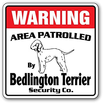 COON HOUND Security Sign Area Patrolled pet gift blood hunting hunter dog pet
