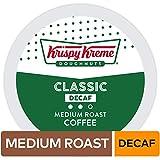 Krispy Kreme Doughnuts Decaf, Single Serve Coffee K-Cup Pod, Medium Roast, 72 count