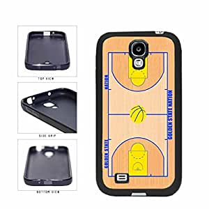 Golden State Nation TPU RUBBER SILICONE Phone Case Back Cover Samsung Galaxy S4 I9500