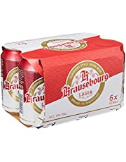 Krausebourg Lager Beer, 320ml, (Pack of 24)