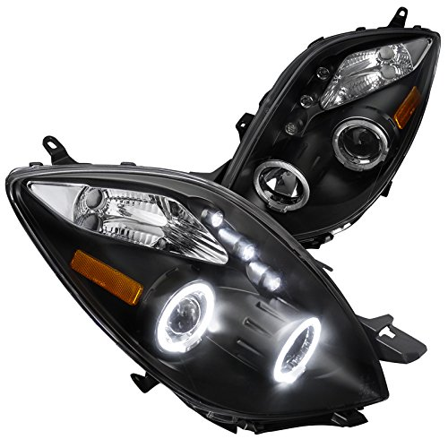 Spec D Tuning 2LHP YAR063JM TM Hatchback Headlights