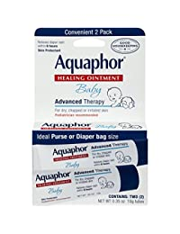 Aquaphor Baby Healing Ointment Advanced Therapy 2 tubes 0.35 oz BOBEBE Online Baby Store From New York to Miami and Los Angeles