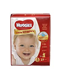 Huggies Little Snugglers Diapers - Size 3 - 27 ct BOBEBE Online Baby Store From New York to Miami and Los Angeles