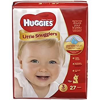 Amazon Com Huggies Snug Amp Dry Diapers Size 3 Giant Pack