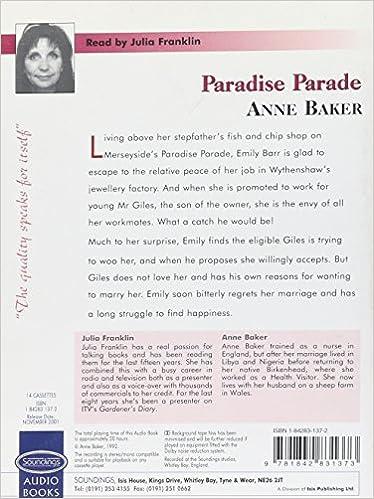 Paradise Parade: A gripping saga of love and betrayal
