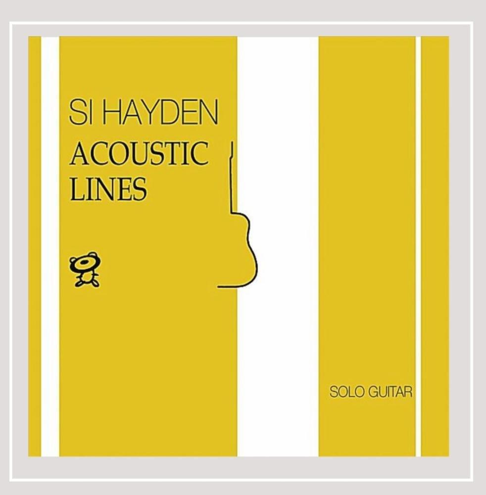 Acoustic Lines: Si Hayden: Amazon.es: Música