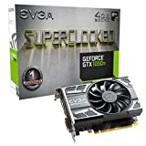 EVGA 04G-P4-6253-KR Video Card GeForce GTX 1050 Ti SC Gaming, 4GB GDDR5, DX12, OSD Support PXOC