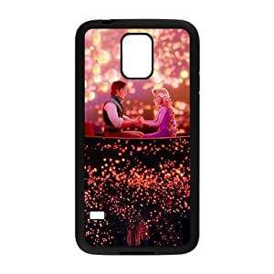 Frozen shiny scenery romantic couple Cell Phone Case for Samsung Galaxy S5