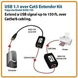 Tripp Lite 1-Port USB over Cat5 / Cat6