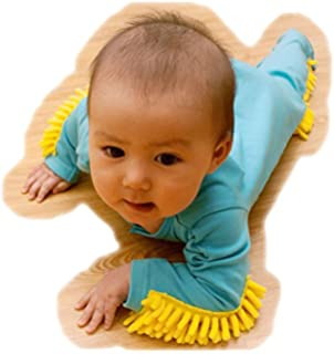 5b6a1efed Amazon.com: Baby Mop - The Original As Seen on TV!: Clothing