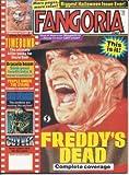 FANGORIA #107, October, Oct. 1991 (Terminator 2; Dracula Comics; Dan Simmons; People Under the Stairs; Soul Stealer; Guyver; Freddy's Dead)
