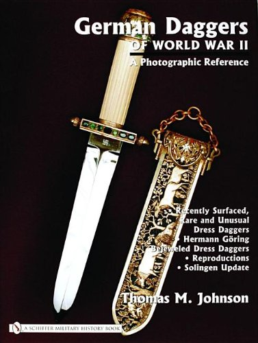 German Daggers Of World War II: A Photographic Reference (v. IV) pdf