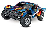 Traxxas 58024 Slash 2Wd Short Course Racing Truck - Rock N' Roll