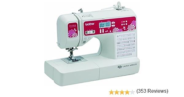 Laura Ashley Limited Edition CX155LA Computerized Sewing ...
