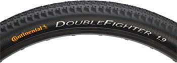 Continental Double Fighter Gravel Tires