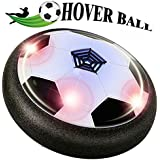 Easony Toy for 3-12 Year Old Boys, Hover Football with Lights Boys Gifts Age 3-12 Gifts for 3-12 Year Old Girls ESUSEF01
