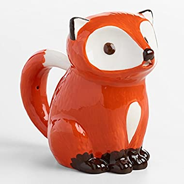 Ceramic Fox Creamer