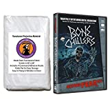 AtmosFearFX Bone Chillers Halloween DVD and Reaper Brothers High Resolution Window Projection Screen