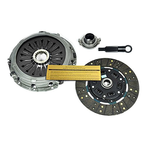 EFT HEAVY-DUTY CLUTCH KIT 2008-2015 MITSUBISHI LANCER EVOLUTION 10 X GSR 5-speed ()