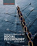 Research Methods for Social Psychology, Second Edition